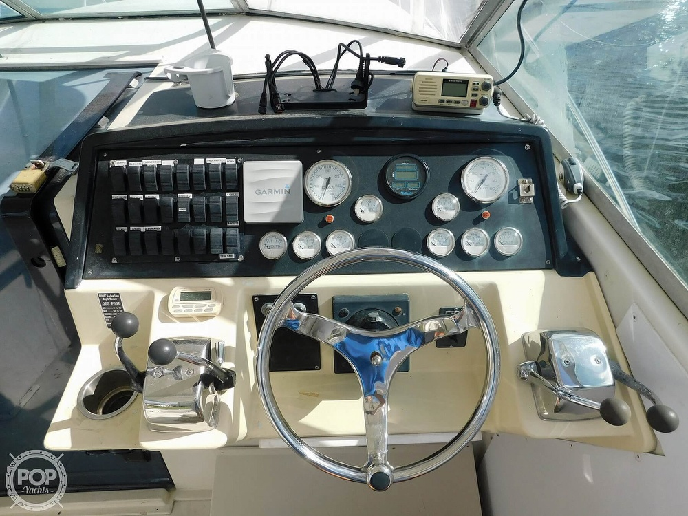 1989 Wellcraft boat for sale, model of the boat is 330 Coastal & Image # 39 of 40