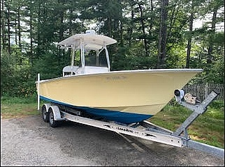 Silverhawk 24 CC, 24', for sale - $33,500