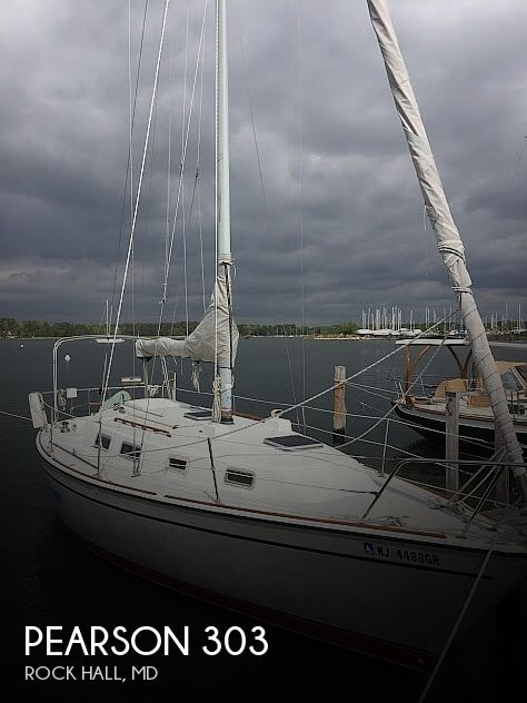 Used Tillotson   Pearson 303 Boats For Sale by owner | 1984 Pearson 303