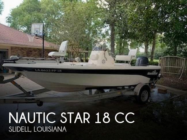 Used Nautic Star 18 CC Boats For Sale by owner | 2007 Nautic Star 18 CC