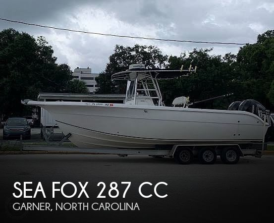 Used Boats For Sale in Durham, North Carolina by owner | 2006 Sea Fox 28