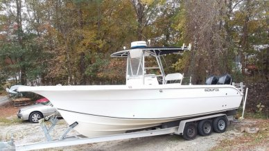 Sea Fox 287 CC, 28', for sale - $61,200
