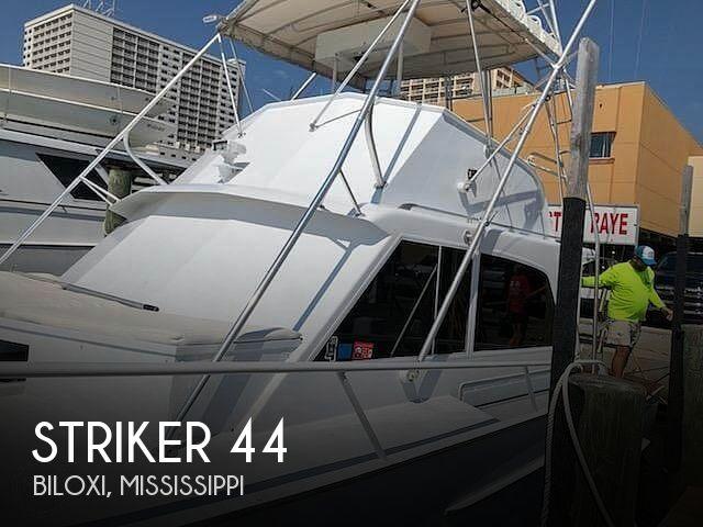 Used Striker Boats For Sale by owner | 1972 Striker 44