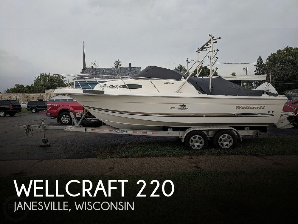 Used Wellcraft 22 Boats For Sale by owner | 2003 Wellcraft Coastal 220