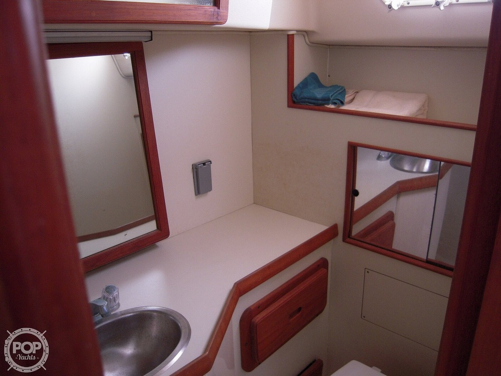 1987 Morgan boat for sale, model of the boat is 41 CATALINA CLASSIC Mark II & Image # 9 of 38