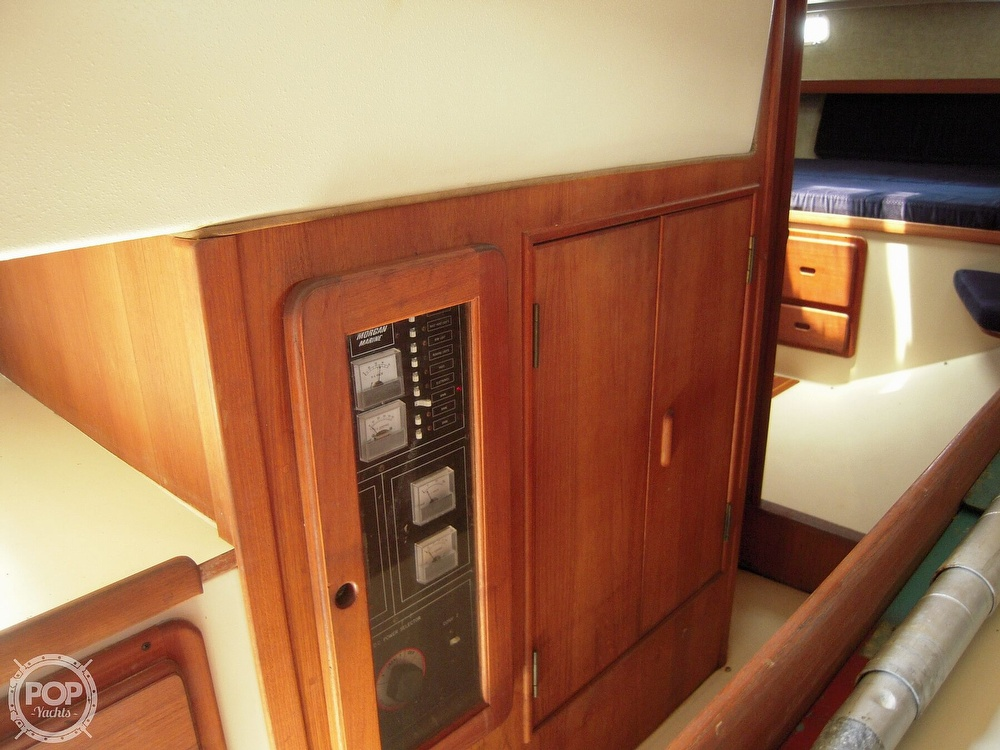 1987 Morgan boat for sale, model of the boat is 41 CATALINA CLASSIC Mark II & Image # 20 of 38