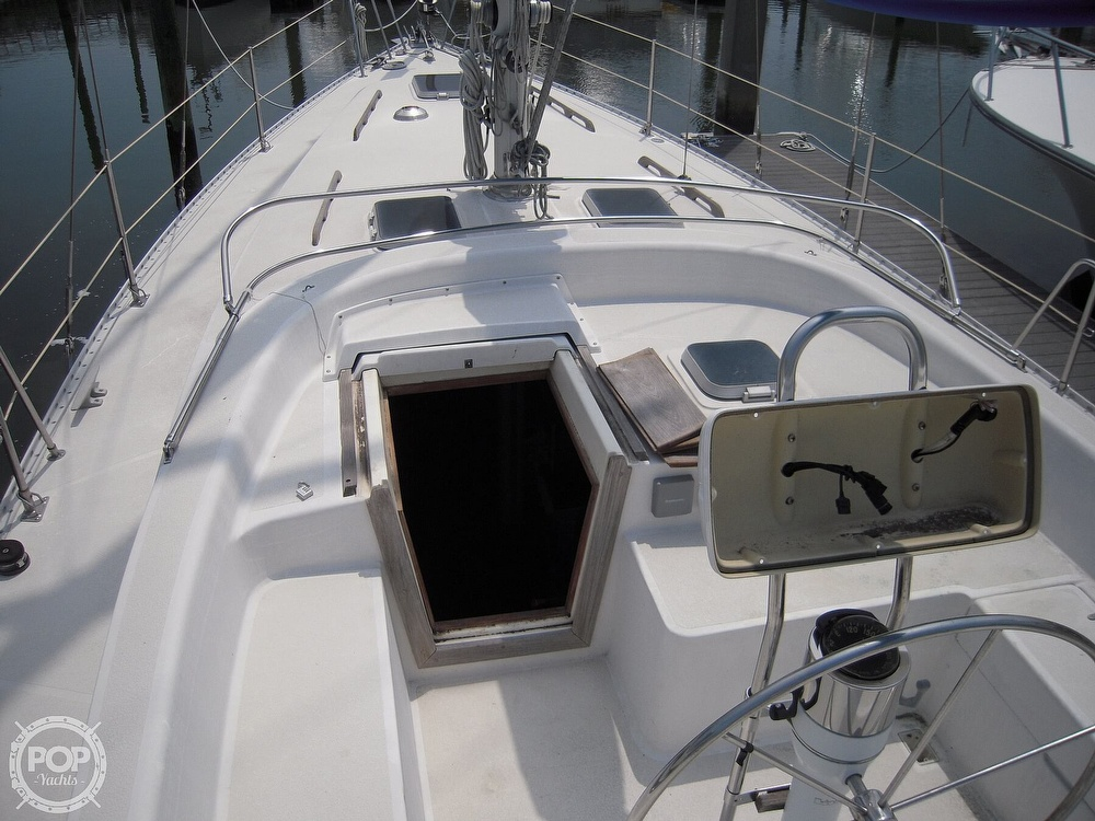 1987 Morgan boat for sale, model of the boat is 41 CATALINA CLASSIC Mark II & Image # 14 of 38