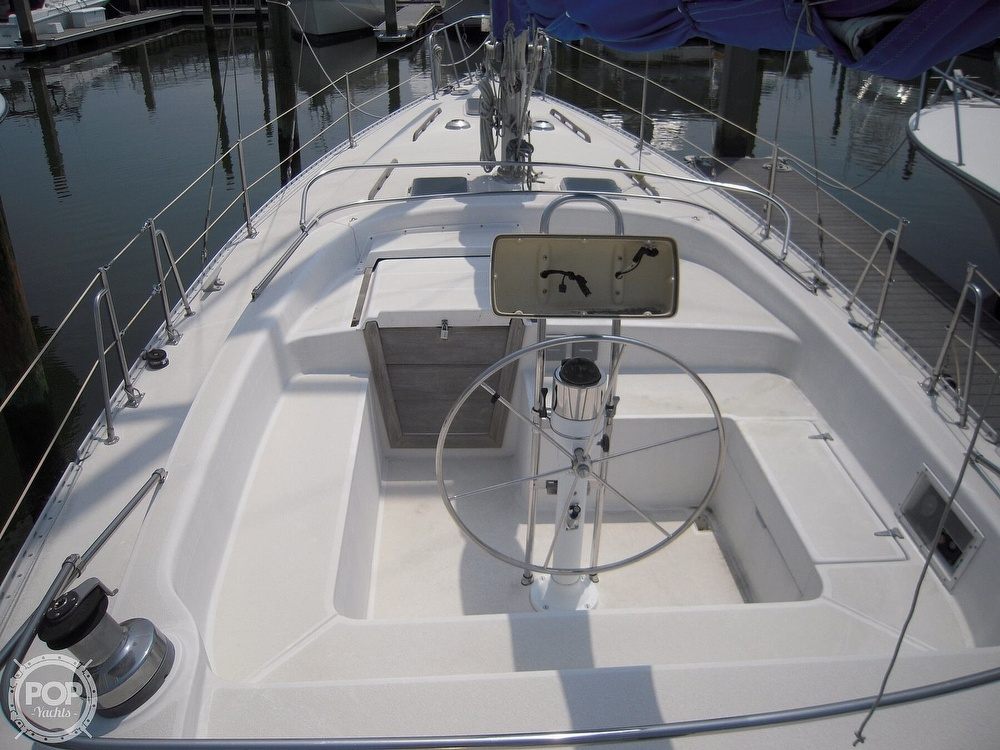 1987 Morgan boat for sale, model of the boat is 41 CATALINA CLASSIC Mark II & Image # 4 of 38