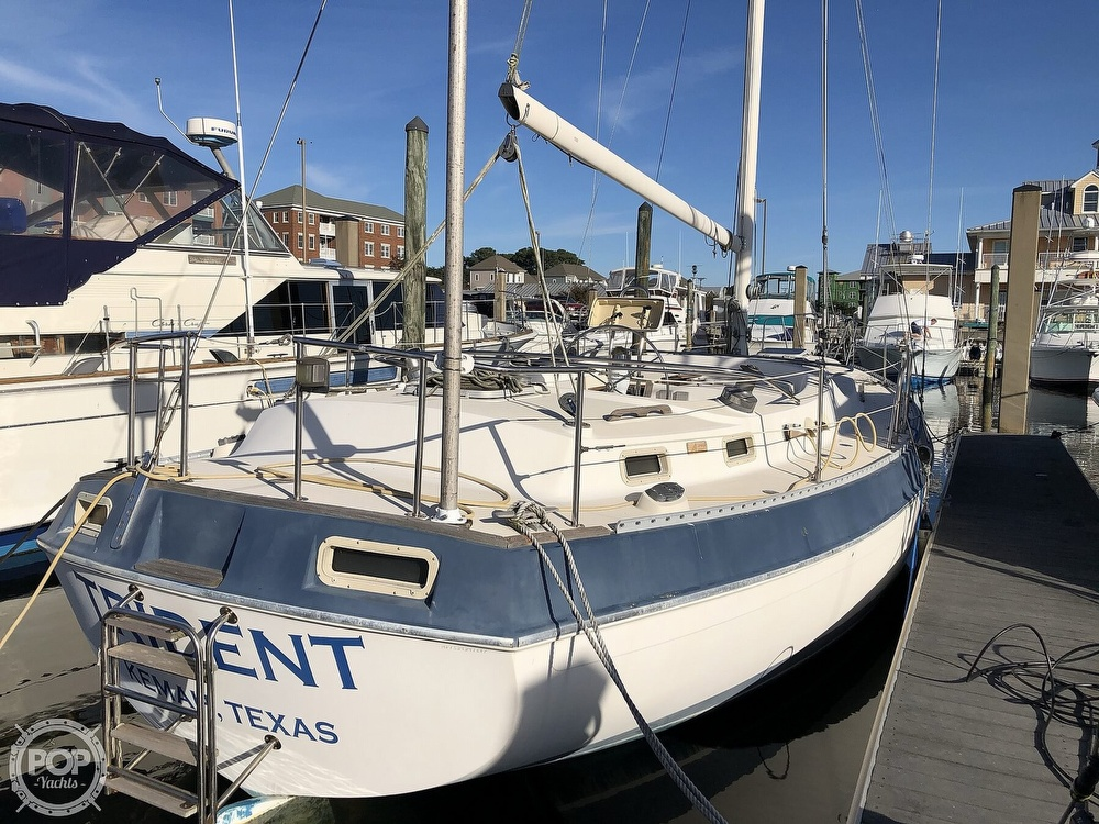 1987 Morgan boat for sale, model of the boat is 41 CATALINA CLASSIC Mark II & Image # 13 of 40