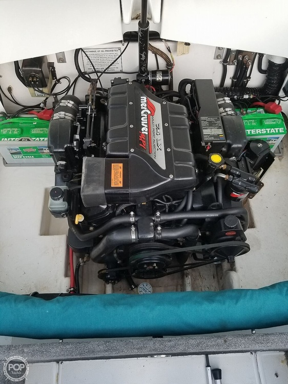 1997 Formula boat for sale, model of the boat is Thunderbird 252 BR & Image # 4 of 40