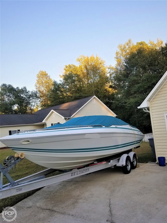1997 Formula boat for sale, model of the boat is Thunderbird 252 BR & Image # 7 of 40