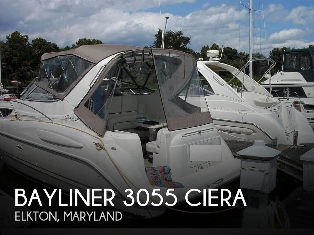 Used Bayliner Boats For Sale in Philadelphia, Pennsylvania by owner | 2001 Bayliner 3055 Express