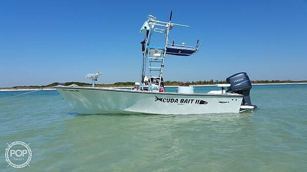 2004 Cuda Craft boat for sale, model of the boat is 19 Center Console & Image # 4 of 40