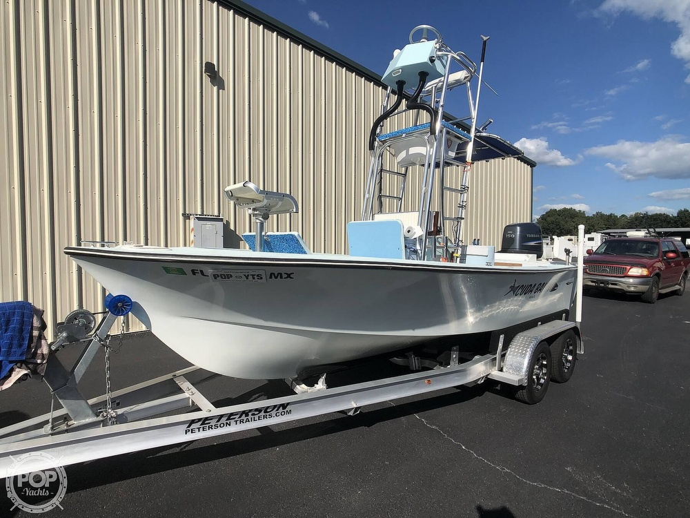 2004 Cuda Craft boat for sale, model of the boat is 19 Center Console & Image # 17 of 40