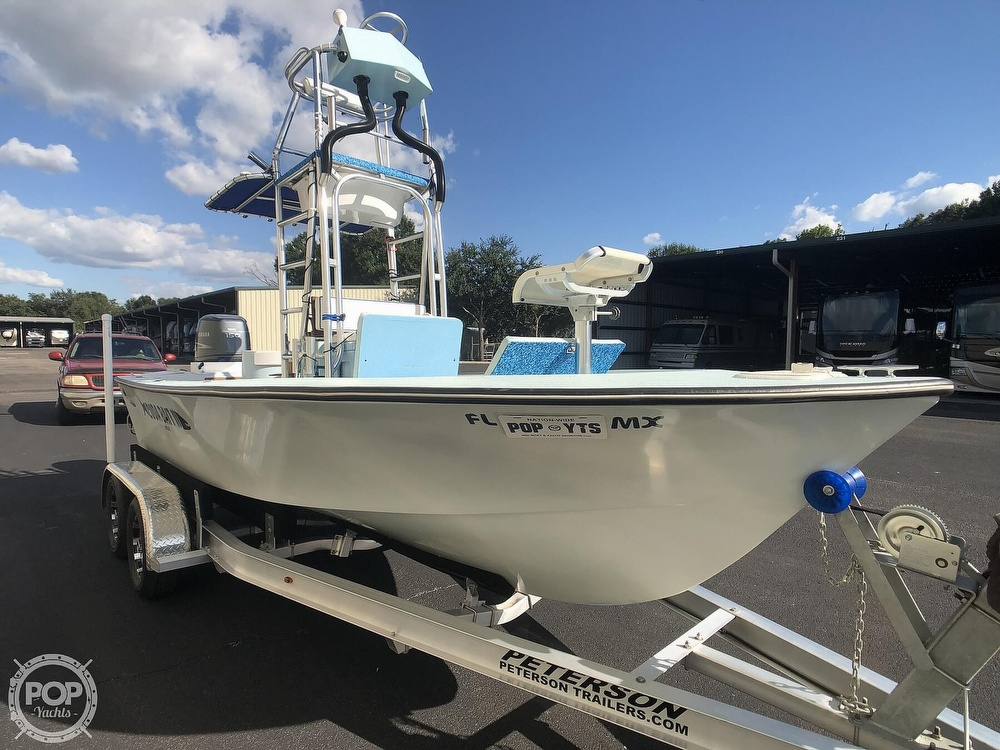 2004 Cuda Craft boat for sale, model of the boat is 19 Center Console & Image # 23 of 40