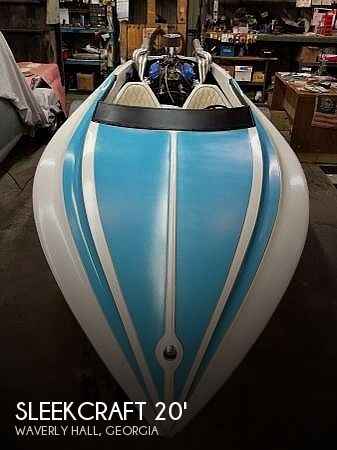 Used Ski Boats For Sale in Columbus, Georgia by owner | 1979 20 foot Sleekcraft Sleekcraft Aristocraft