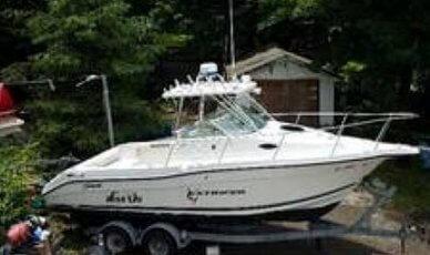 Seaswirl Striper 2601WA, 2601, for sale - $24,650