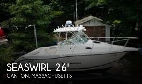 Used SEASWIRL Boats For Sale by owner   2002 Seaswirl 26