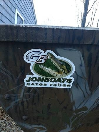 2010 G3 Boats boat for sale, model of the boat is 1860 SC Camo & Image # 5 of 41