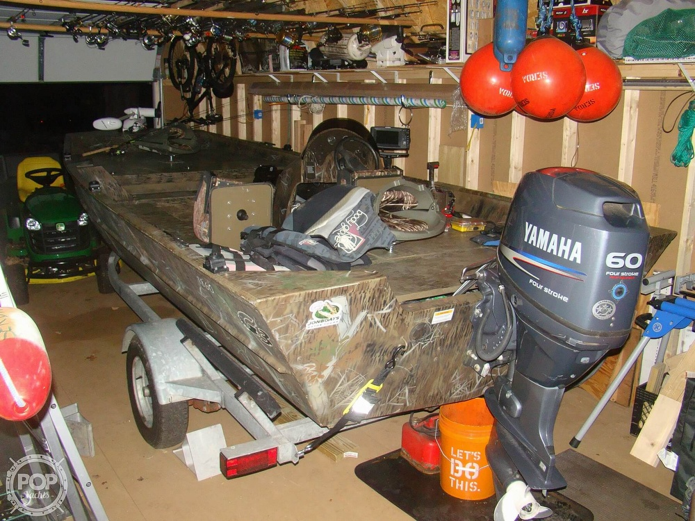 2010 G3 Boats boat for sale, model of the boat is 1860 SC Camo & Image # 9 of 41