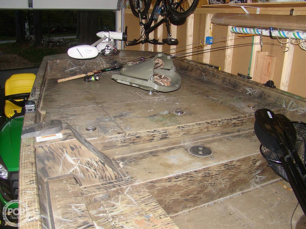 2010 G3 Boats boat for sale, model of the boat is 1860 SC Camo & Image # 11 of 41