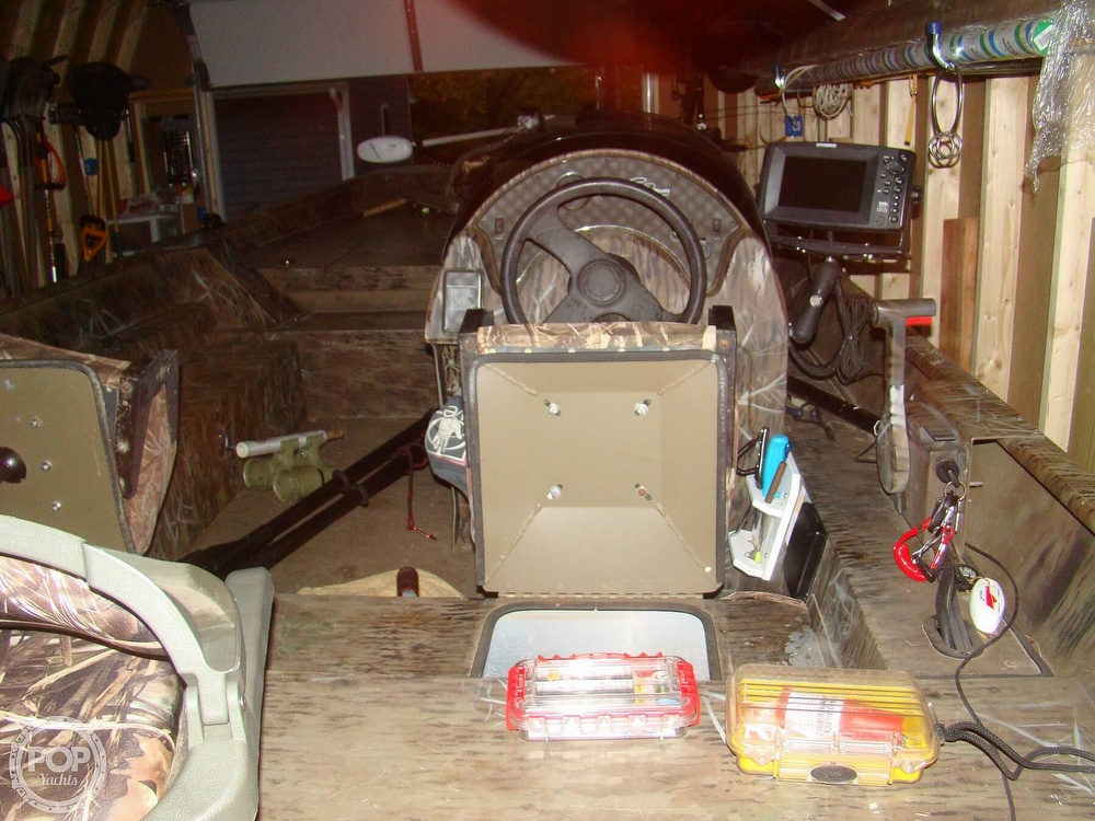 2010 G3 Boats boat for sale, model of the boat is 1860 SC Camo & Image # 19 of 41