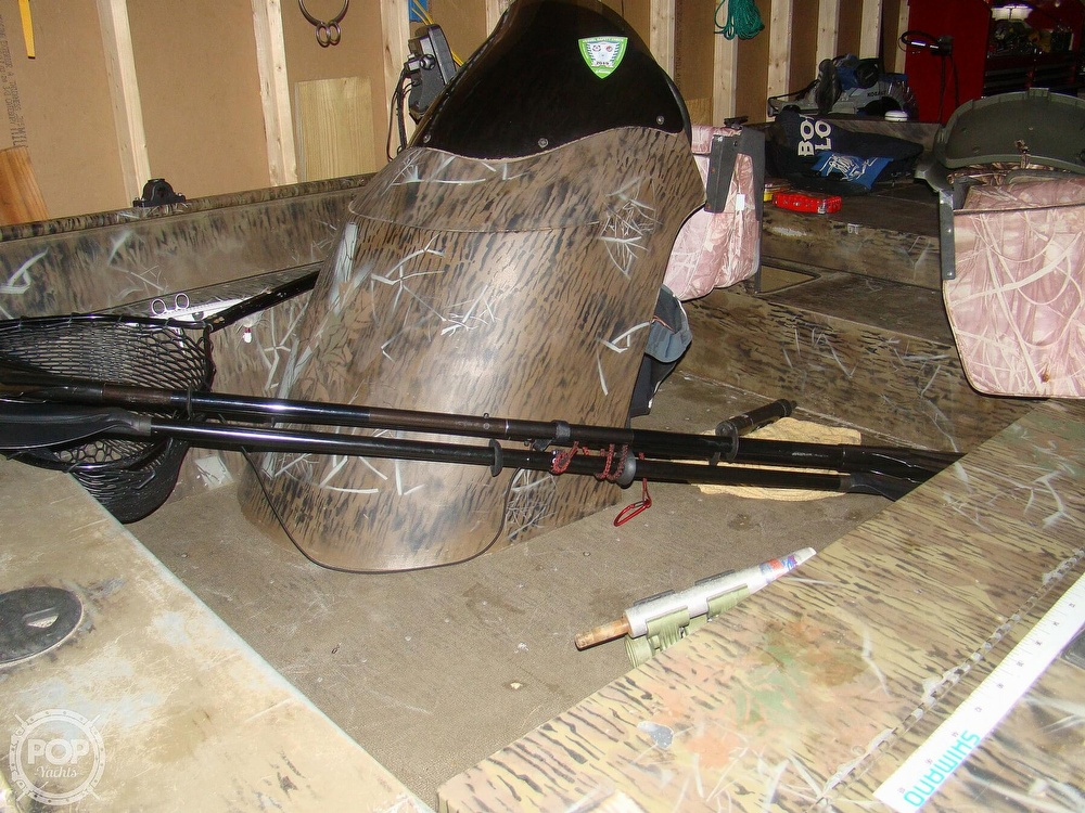 2010 G3 Boats boat for sale, model of the boat is 1860 SC Camo & Image # 36 of 41