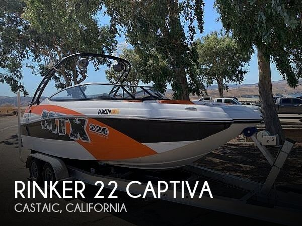 Used Rinker 22 Boats For Sale by owner | 2015 Rinker 22 Captiva