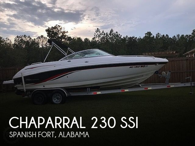 Used Chaparral 230 SSI Boats For Sale by owner | 2003 Chaparral 230 SSi