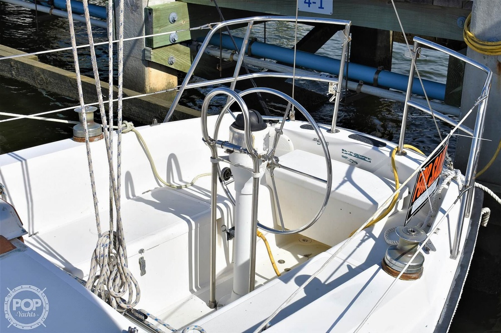 1983 CAL boat for sale, model of the boat is 31 & Image # 6 of 40