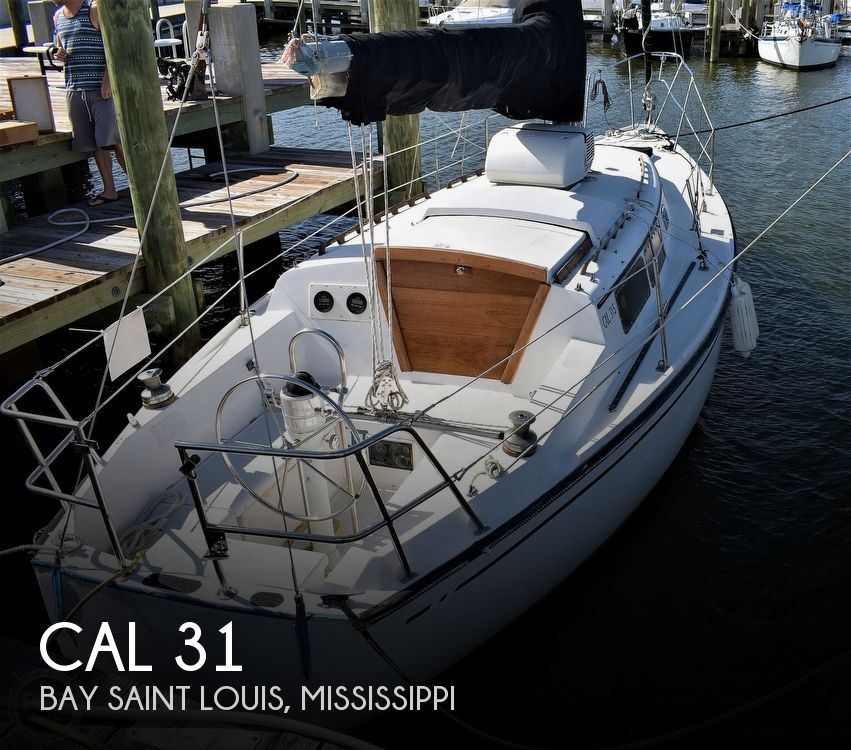 1983 CAL boat for sale, model of the boat is 31 & Image # 1 of 40