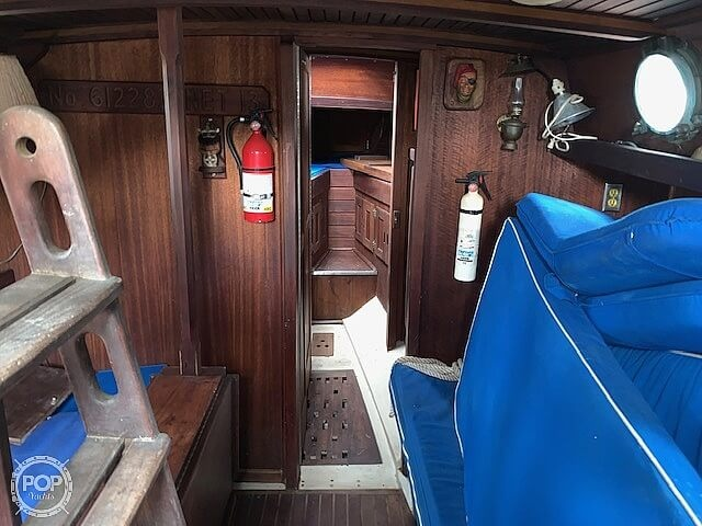 1975 Westsail boat for sale, model of the boat is Westsail 32 & Image # 7 of 40