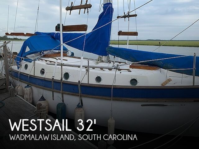 Used Westsail Boats For Sale by owner | 1975 Westsail Westsail 32