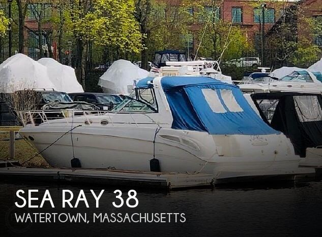 Used Sea Ray 38 Boats For Sale by owner | 2000 Sea Ray 38 Sundancer