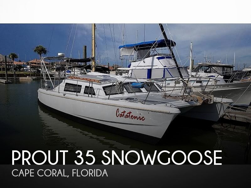 Used Prout Boats For Sale by owner | 1977 Prout 35 Snowgoose