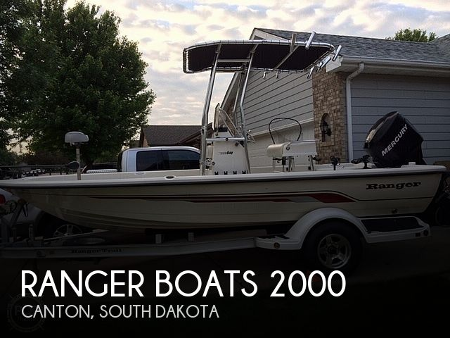 Used Boats For Sale in South Dakota by owner | 2007 Ranger Boats Bay 2000