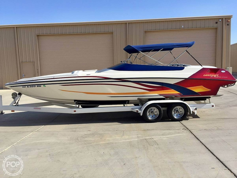 2004 Lavey Craft 26 NuEra Offshore - image 2