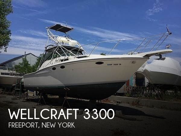 Used Wellcraft Boats For Sale in New York by owner | 1989 33 foot Wellcraft Coastal