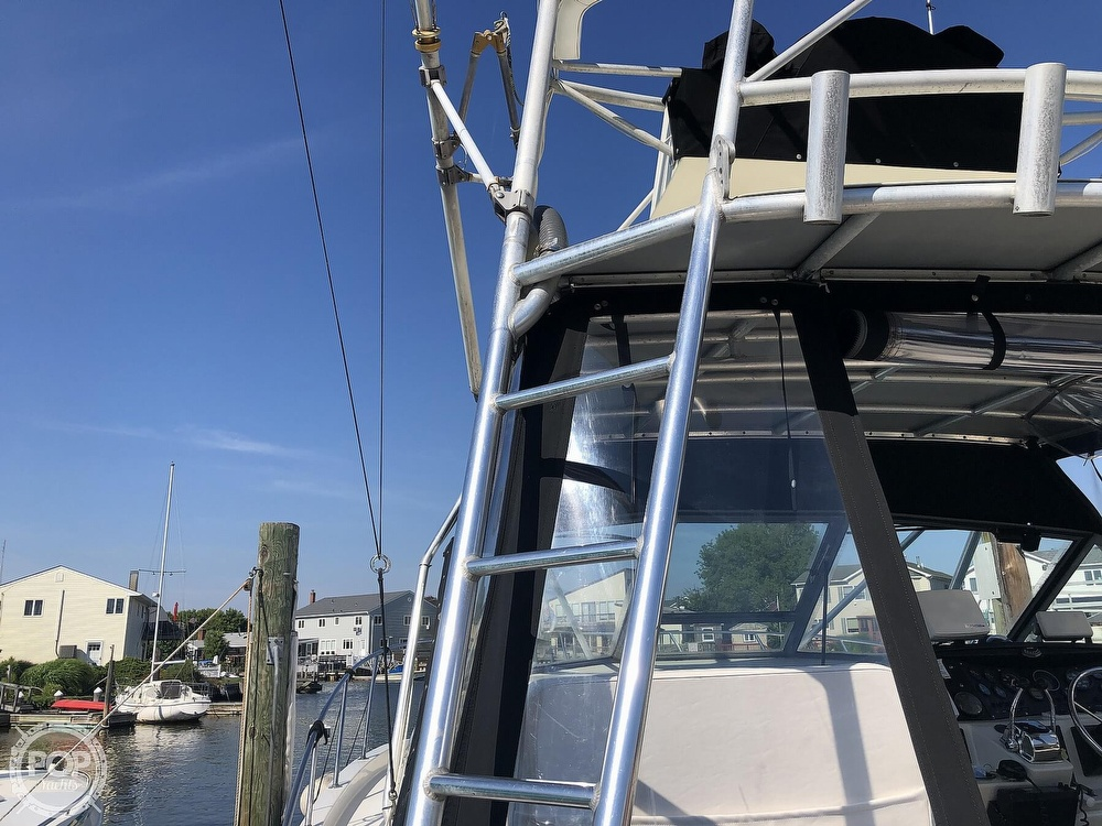 1989 Wellcraft boat for sale, model of the boat is 3300 Coastal & Image # 24 of 40