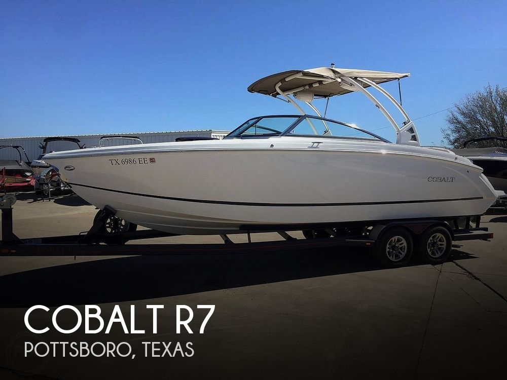 Used Boats For Sale in Texas by owner | 2018 Cobalt R7