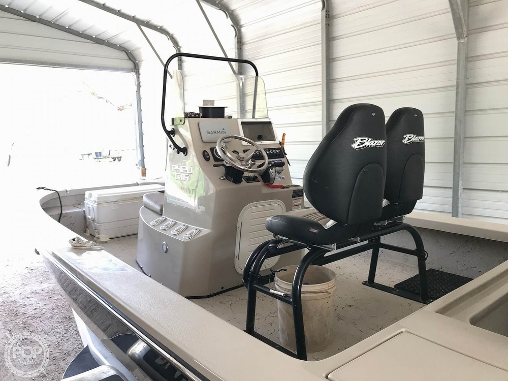 2018 Blazer Bay boat for sale, model of the boat is 2420 GTS & Image # 4 of 40