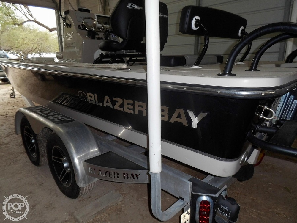 2018 Blazer Bay boat for sale, model of the boat is 2420 GTS & Image # 29 of 40