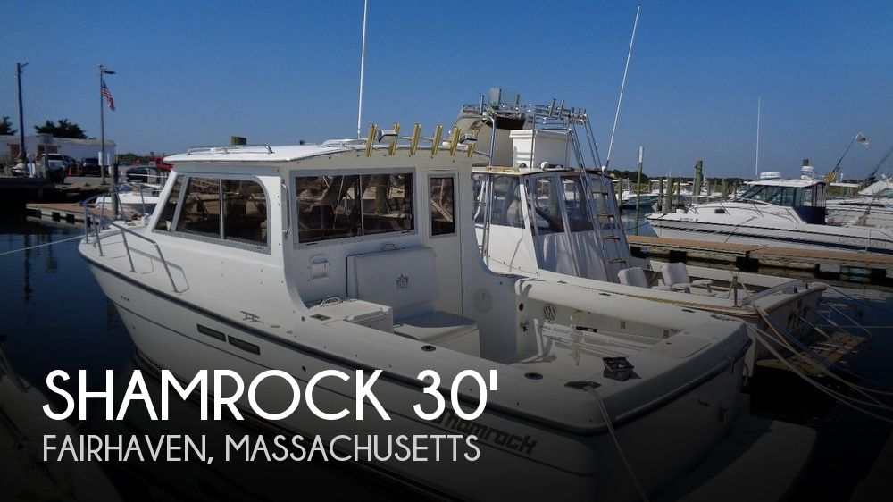 Used Shamrock Boats For Sale by owner | 2001 Shamrock Mackinaw 270
