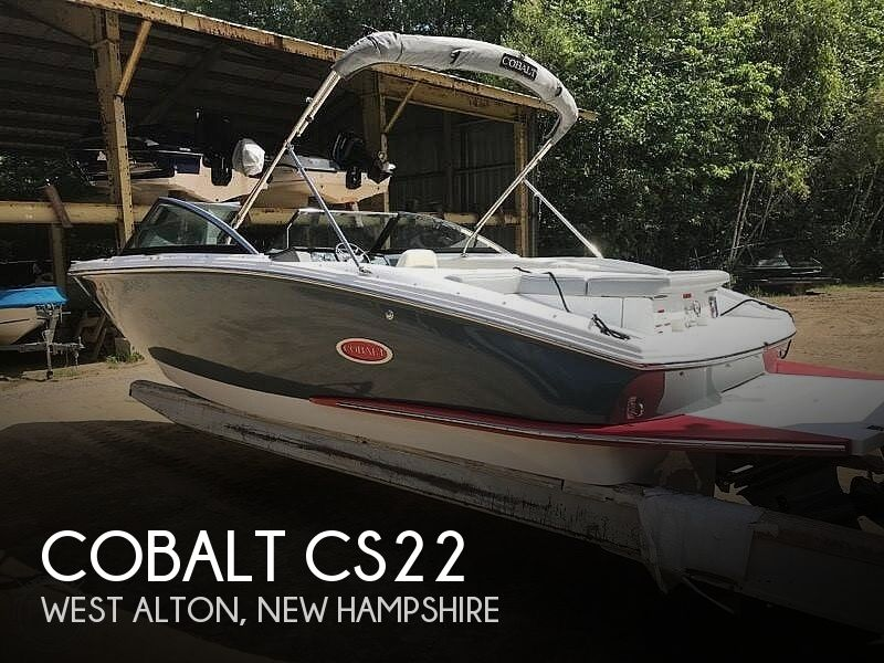 Used Cobalt Boats For Sale by owner | 2018 Cobalt CS22