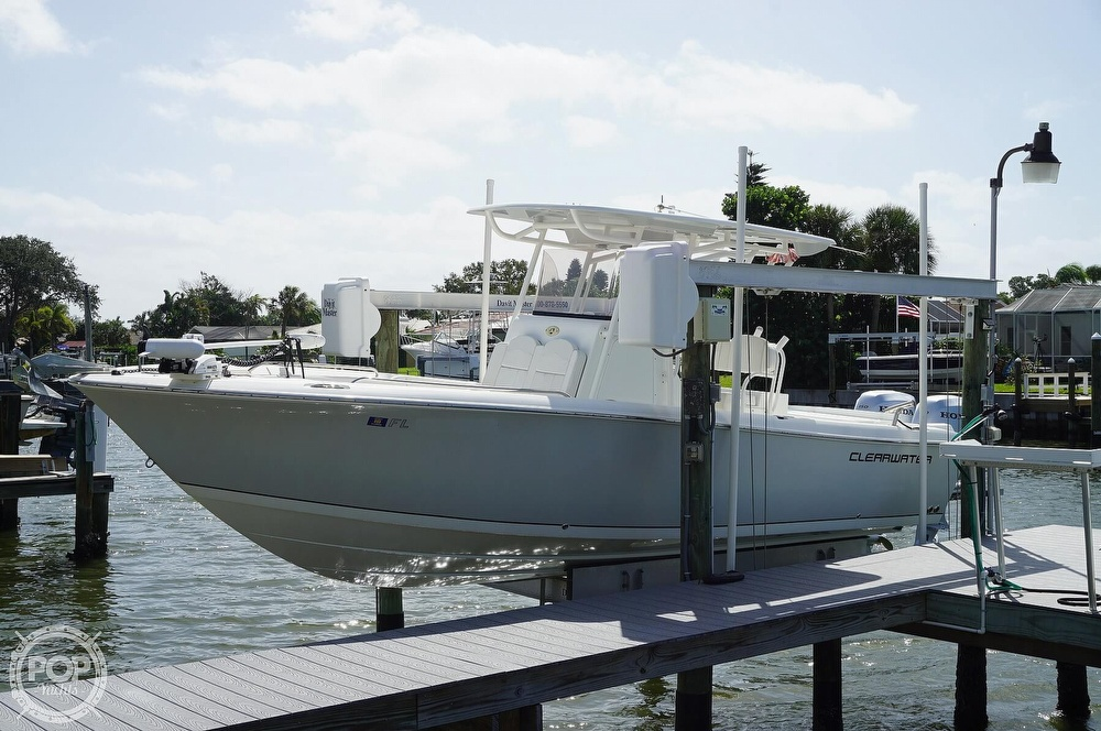 2018 Clearwater boat for sale, model of the boat is 2508 CC & Image # 3 of 40