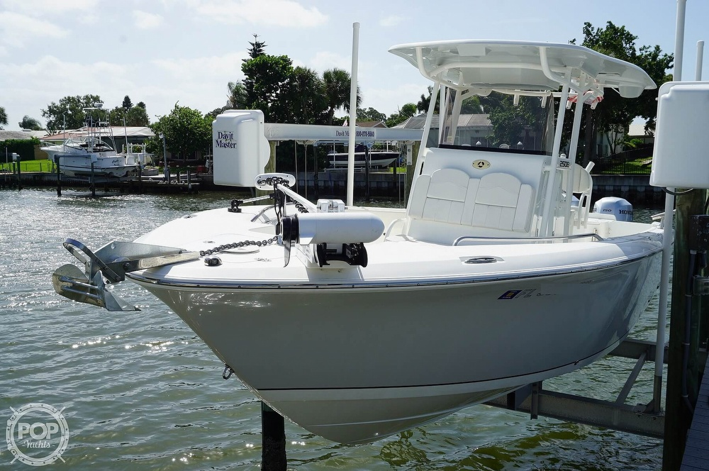 2018 Clearwater boat for sale, model of the boat is 2508 CC & Image # 4 of 40