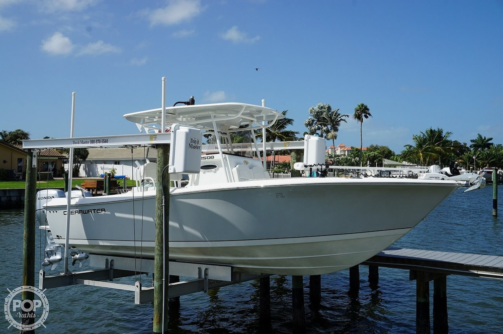 2018 Clearwater boat for sale, model of the boat is 2508 CC & Image # 2 of 40
