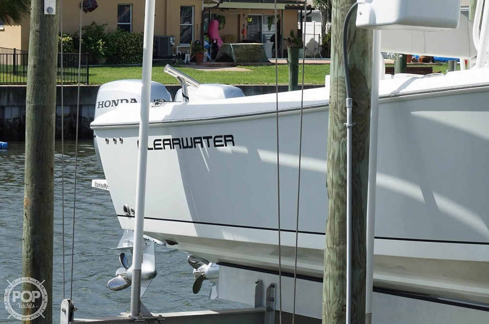 2018 Clearwater boat for sale, model of the boat is 2508 CC & Image # 6 of 40