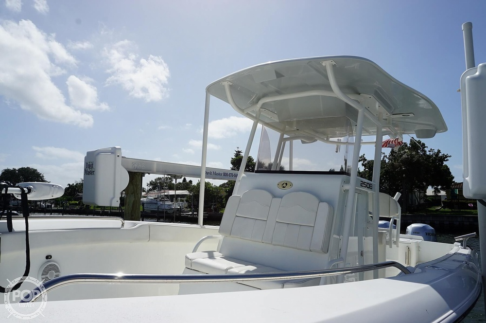 2018 Clearwater boat for sale, model of the boat is 2508 CC & Image # 10 of 40