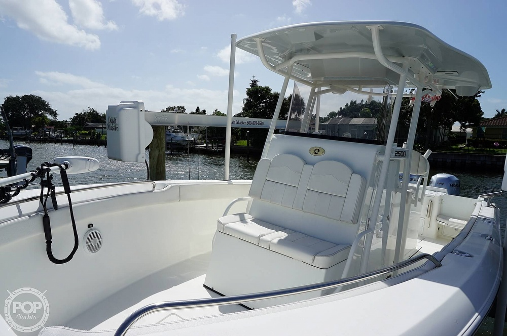 2018 Clearwater boat for sale, model of the boat is 2508 CC & Image # 11 of 40